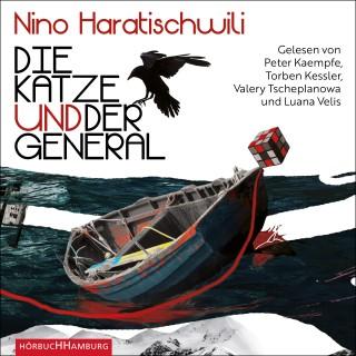 Nino Haratischwili: Die Katze und der General
