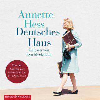 Annette Hess: Deutsches Haus