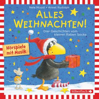 Nele Moost: Alles Weihnachten!: Alles verschenkt!, Alles gebacken!, Alles Advent!