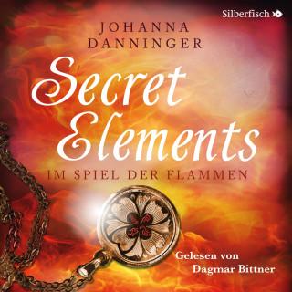 Johanna Danninger: Im Spiel der Flammen