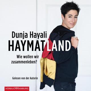 Dunja Hayali: Haymatland