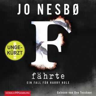 Jo Nesbø: Fährte