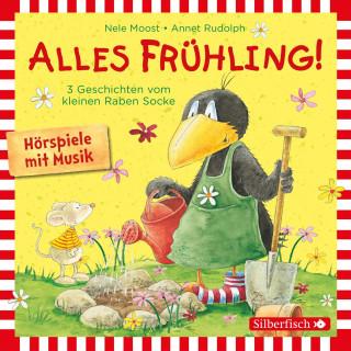 Nele Moost, Annet Rudolph: Alles Frühling!: Alles Freunde!, Alles wächst!, Alles gefärbt!