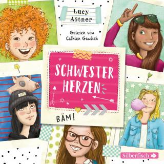 Lucy Astner: Eine für alle, alle für DICH!