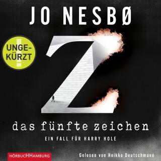 Jo Nesbø: Das fünfte Zeichen