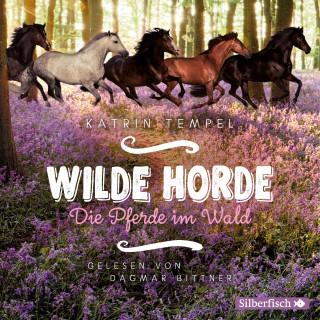 Katrin Tempel: Die Pferde im Wald
