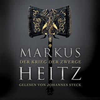 Markus Heitz: Der Krieg der Zwerge