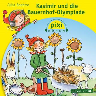 Julia Boehme: Kasimir und die Bauernhof-Olympiade
