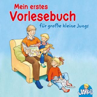 Sandra Grimm, Julia Hofmann, Ilona Einwohlt, Nele Banser: Mein erstes Vorlesebuch für große kleine Jungs