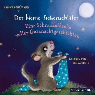 Sabine Bohlmann: Eine Schnuffeldecke voller Gutenachtgeschichten