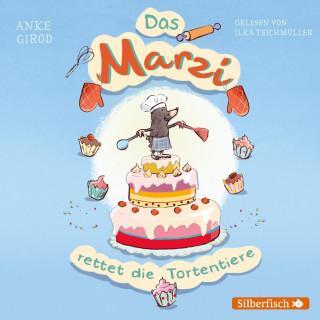 Anke Girod: Das Marzi rettet die Tortentiere