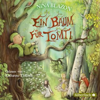 Nina Blazon: Ein Baum für Tomti