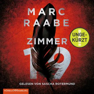 Marc Raabe: Zimmer 19