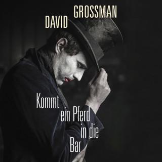David Grossman: Kommt ein Pferd in die Bar