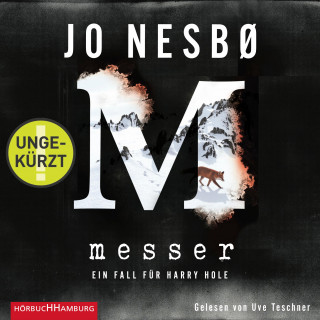 Jo Nesbø: Messer