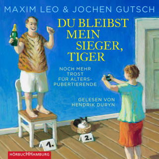 Maxim Leo, Jochen Gutsch: Du bleibst mein Sieger, Tiger