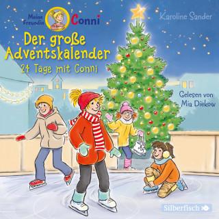 Karoline Sander: Der große Adventskalender