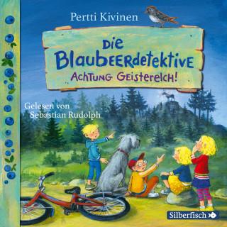 Pertti Kivinen: Achtung Geisterelch!