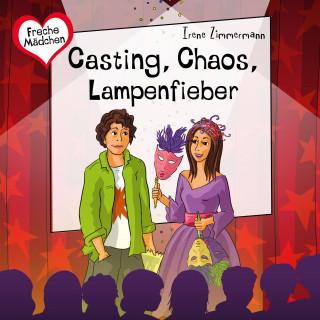 Irene Zimmermann: Casting, Chaos, Lampenfieber