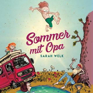 Sarah Welk: Sommer mit Opa