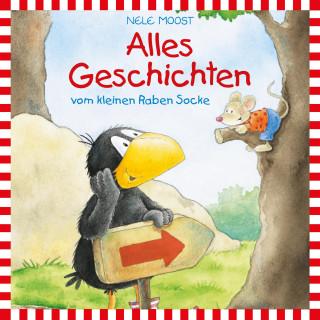Nele Moost: Der kleine Rabe Socke - Lesungen: Alles Geschichten vom kleinen Raben Socke