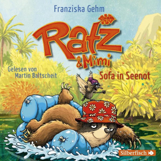 Franziska Gehm: Sofa in Seenot