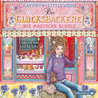 Kathryn Littlewood: Die Glücksbäckerei, Die magische Schule
