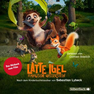 Sebastian Lybeck, Thomas Brinx, Anja Kömmerling: Latte Igel und der magische Wasserstein