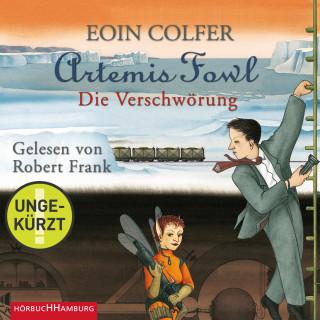 Eoin Colfer: Artemis Fowl - Die Verschwörung (Ein Artemis-Fowl-Roman 2)