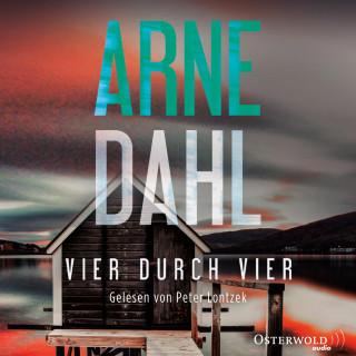 Arne Dahl: Vier durch vier (Berger & Blom 4)