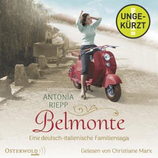 Antonia Riepp: Belmonte