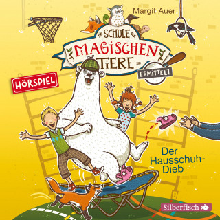Margit Auer: Der Hausschuh-Dieb