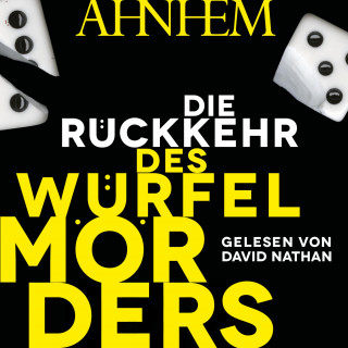 Stefan Ahnhem: Die Rückkehr des Würfelmörders