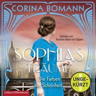Corina Bomann: Die Farben der Schönheit – Sophias Träume