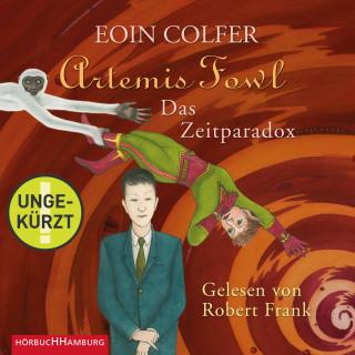 Eoin Colfer: Artemis Fowl - Das Zeitparadox