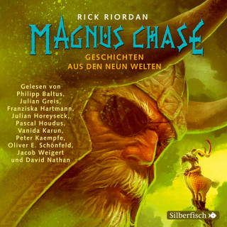 Rick Riordan: Geschichten aus den neun Welten