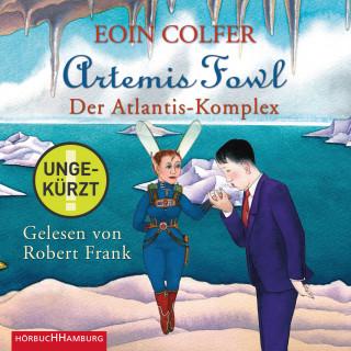 Eoin Colfer: Artemis Fowl - Der Atlantis-Komplex