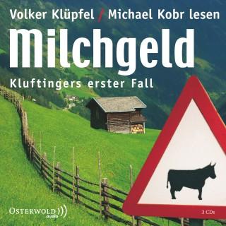 Volker Klüpfel, Michael Kobr: Milchgeld