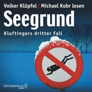 Volker Klüpfel, Michael Kobr: Kluftinger, Teil 3: Seegrund