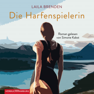 Laila Brenden: Die Harfenspielerin