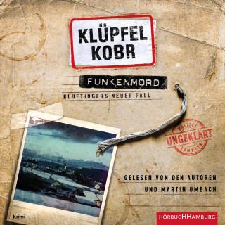 Volker Klüpfel, Michael Kobr: Funkenmord (Ein Kluftinger-Krimi 11)