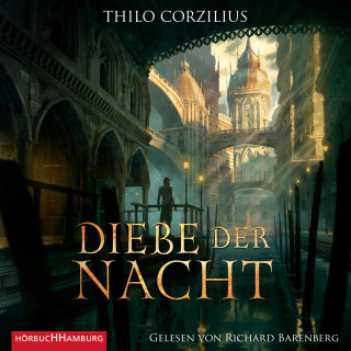 Thilo Corzilius: Diebe der Nacht