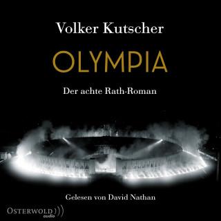 Volker Kutscher: Olympia (Die Gereon-Rath-Romane 8)