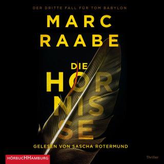 Marc Raabe: Die Hornisse (Tom Babylon-Serie 3)