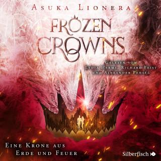 Asuka Lionera: Frozen Crowns 2: Eine Krone aus Erde und Feuer