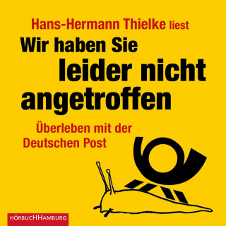 Hans-Hermann Thielke: Wir haben Sie leider nicht angetroffen