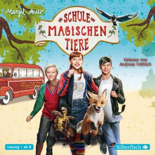 Margit Auer: Die Schule der magischen Tiere: Die Schule der magischen Tiere: Das Hörbuch zum Film