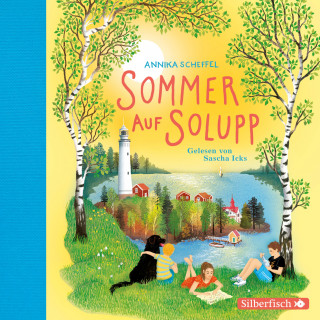 Annika Scheffel: Sommer auf Solupp