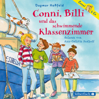 Dagmar Hoßfeld: Conni, Billi und das schwimmende Klassenzimmer (Conni & Co 17)