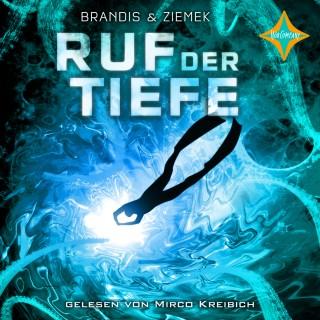 Katja Brandis, Hans-Peter Ziemek: Ruf der Tiefe